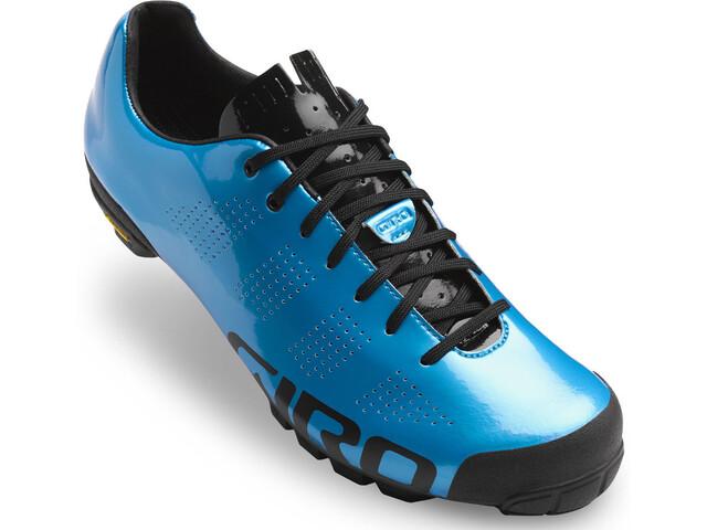 Giro Empire VR90 schoenen Heren, blue jewel/black